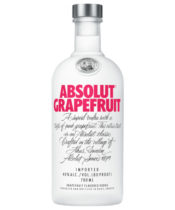 ABSOLUT Grapefruit 0,7L (40%)