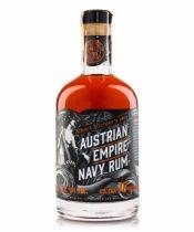 Austrian Empire Navy Rum 18Y 0,7l (40%)