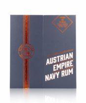 Austrian Empire Navy Rum 18Y + 2 poháre 0,7l (40%)