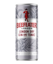 Beefeater London Dry Gin&Tonic 0,25L (4,9%)