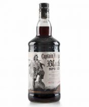 Captain Morgan Black Spiced 1l (40%)