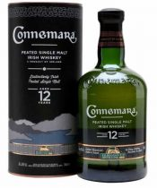 Connemara Irish Whiskey 12Y + GB 0,7L (40%)