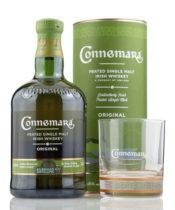 Connemara Peated + pohár 0,7l (40%)