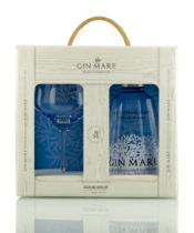Gin Mare s pohárom 0,7l (42,7%) + GB