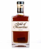 Gold Of Mauritius Dark Rum 0,7L (40%)