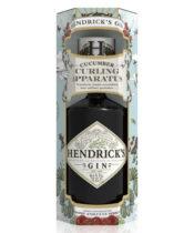Hendrick's Gin Curler Set 0,7l (41,4%)