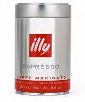 Illy Espresso mletá káva v plechovke 250 g