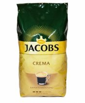 Jacobs Crema zrnková káva 1kg