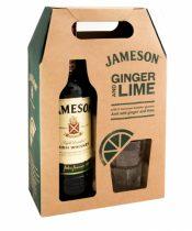 JAMESON + 2 poháre 0,7l (40%)