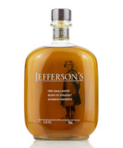 Jefferson's Very Small Batch Kentucky Bourbon 0,7L (41,2%)