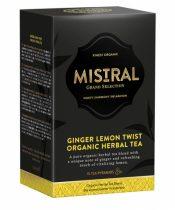 Mistral Grand Selection Ginger Lemon Twist 33g