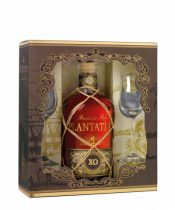 Plantation Extra Old 20th Anniversary + 2 poháre 0,7l (40%)