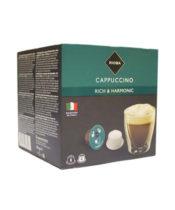 Rioba Cappuccino kapsule pre Dolce Gusto 16ks