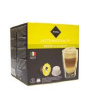 Rioba Latte Macchiato  kapsule pre Dolce Gusto 16ks