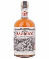 Ron Baoruco Gran Añejo 12YO Edición Parque 0,7L (37,5%)