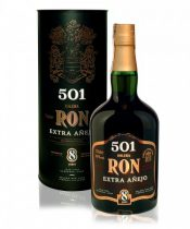 Rum 501 Anejo 8YO + GB 0,7l (38%)