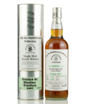 Signatory Vintage Glenlivet 12YO The Un-Chillfiltered Collection 2007 0,7l (46%)