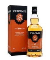 Springbank 10Y 0,7l (46%)