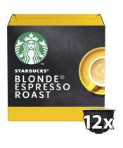 Starbucks BLONDE ESPRESSO ROAST 12 kapsúl 66g