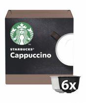 Starbucks CAPPUCCINO 12 kapsúl 120g