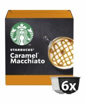Starbucks CARAMEL MACCHIATO 12 kapsúl 128g