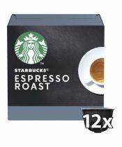 Starbucks ESPRESSO ROAST 12 kapsúl 66g