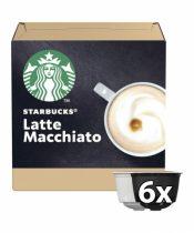 Starbucks LATTE MACCHIATO 12 kapsúl 129g