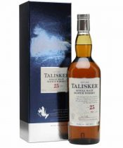 Talisker Single Malt Whisky 25YO + GB 0,7l (45,8%)