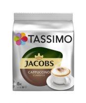 Tassimo Jacobs Cappuccino kapsule 8ks