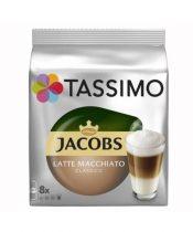 Tassimo Jacobs Latte macchiato 8ks