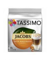 Tassimo Jacobs Latte Macchiato caramel 8ks