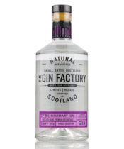 The Gin Factory Small Batch Distilled Rosemary Gin 0,7L (43,8%)
