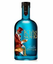 The King of Soho London Dry Gin 0,7l (42%)