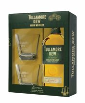 TULLAMORE D.E.W. ORIGINAL + 2 poháre 0,7l (40%)