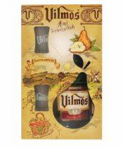 Vilmos Pear + 2 poháre 0,7l (37,5%)