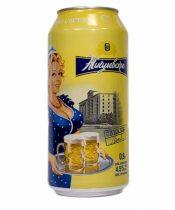 Zyguliovskoje pivo 0,9l (4,5%)